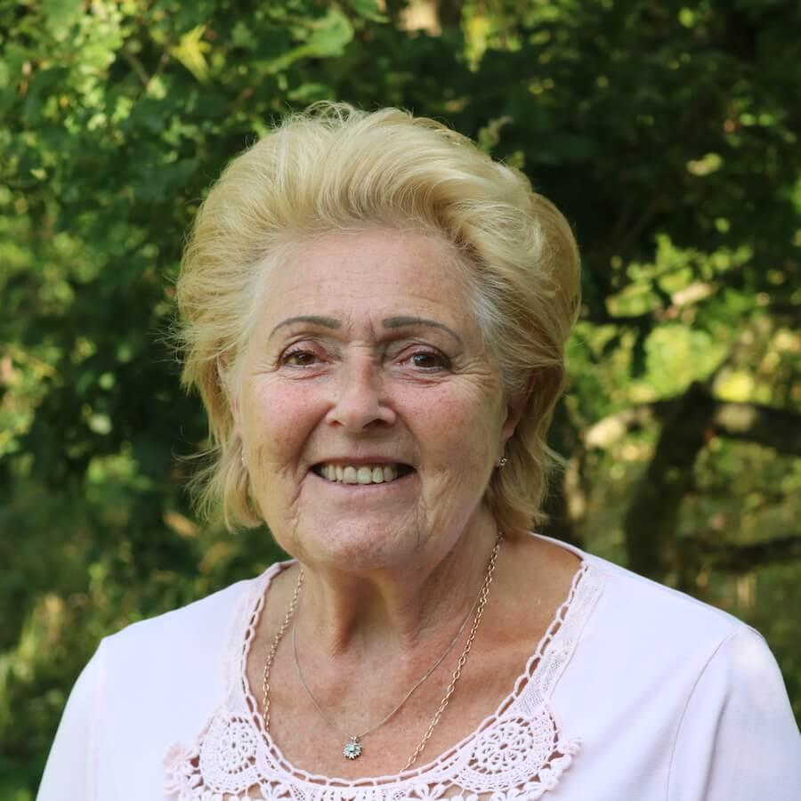 Sandra Parnell - Treasurer